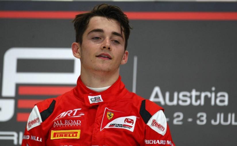 F1   シルバーストン・テストのラインアップが確定。フェラーリは秘蔵っ子を抜擢