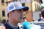 ラリー/WRC | ヒュンダイのソルド、WRCフィンランド事前テストで脊椎骨折の大クラッシュ