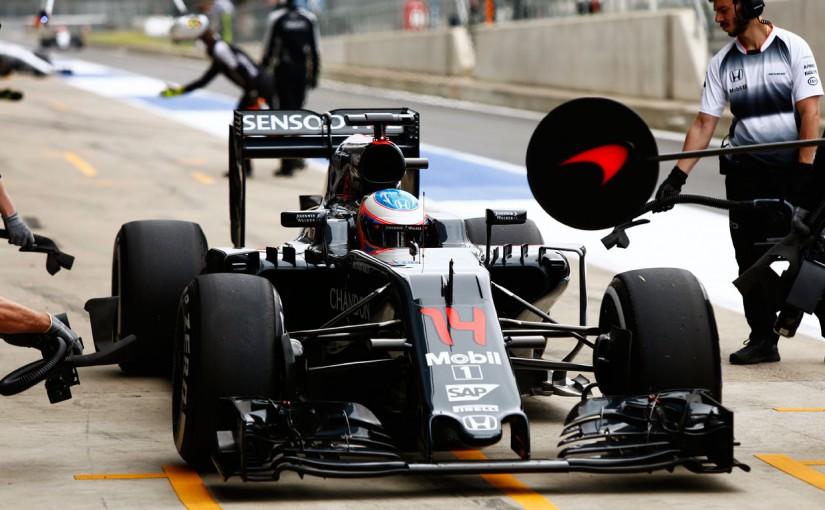 F1 | アロンソがトップ【午前タイム結果】シルバーストンF1合同テスト1日目