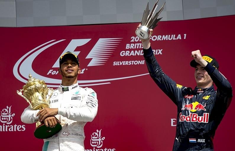 F1   急成長するフェルスタッペンを、ハミルトンが「あなどれない」と警戒