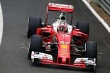 フェラーリからテストに参加するルクレール