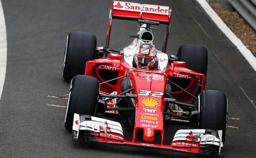 F1   亡き先輩ビアンキの教えを胸に、フェラーリをドライブ「父のような存在だった」