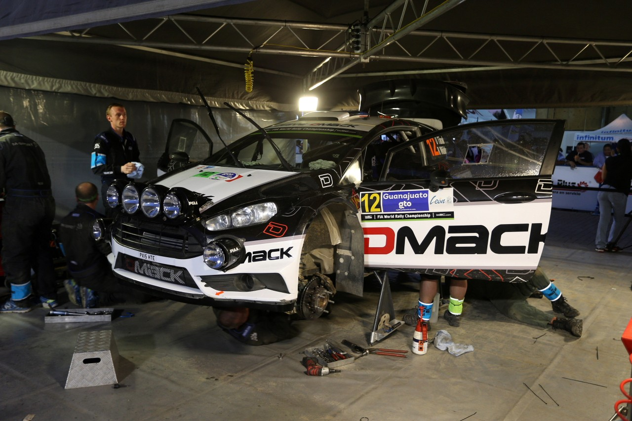 WRC:DMACKタイヤが17年に向け『ワークス供給』か『2台体制』の構築を模索