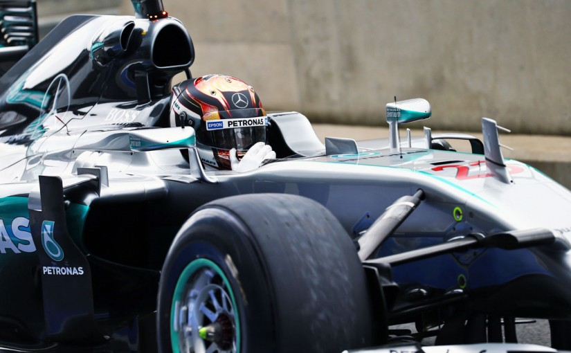 F1   新F1タイヤテストは不公平と嘆く声。「参加できるビッグ3は圧倒的に有利に」
