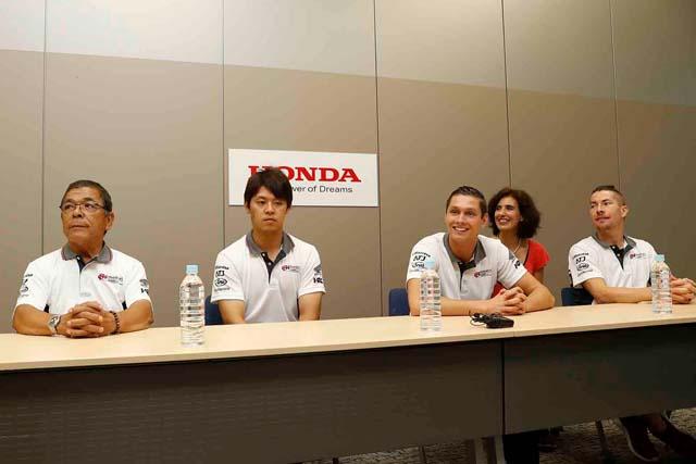 MotoGP | 鈴鹿8耐:ニッキー・ヘイデン「僕は勝つために日本にきたんだ」