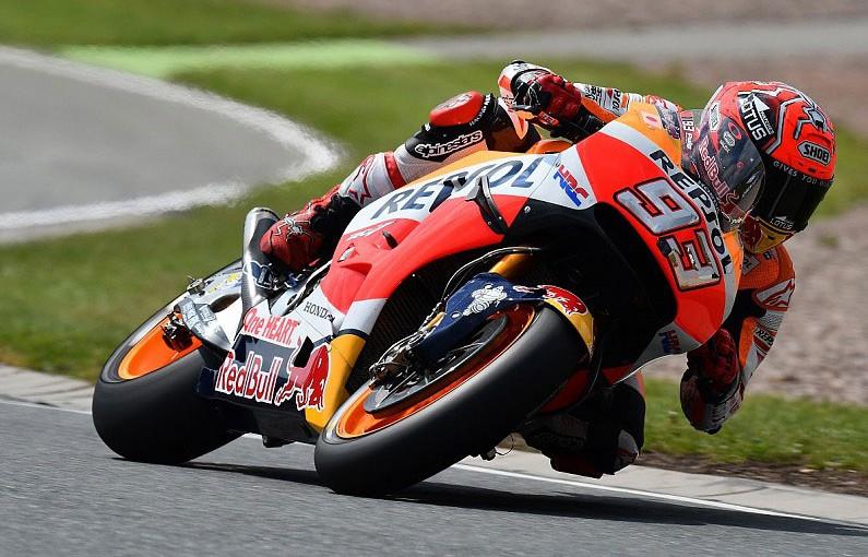 MotoGP | MotoGP第9戦ドイツGP予選 マルク・マルケスが7年連続ポールポジション