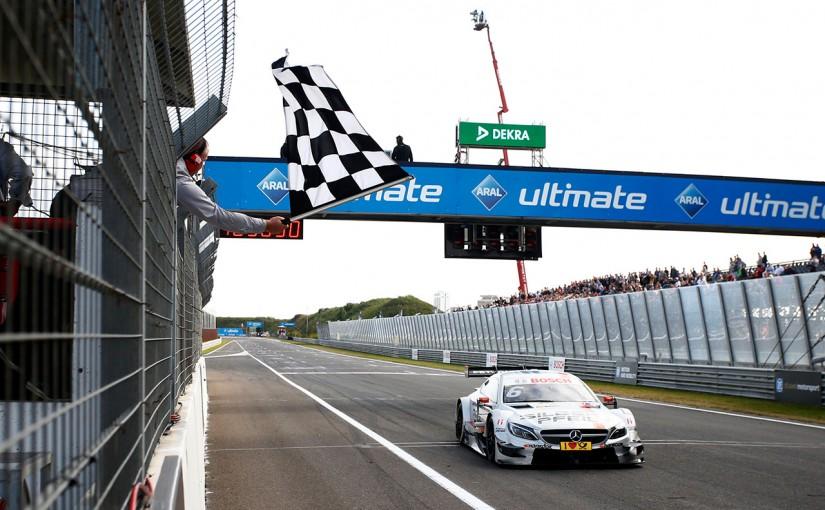 海外レース他   DTM第9戦:シーズン折り返しの一戦はウィケンスが制し今季初勝利