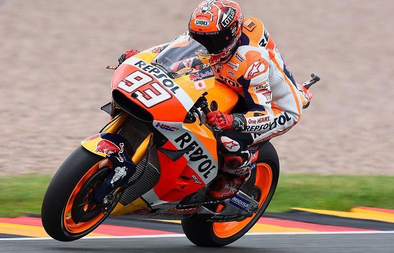 MotoGP   MotoGP第9戦ドイツGP決勝 ピット戦略大当たりのマルケスが逆転勝利