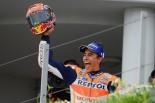 MotoGP | MotoGP第9戦ドイツGP決勝トップ3コメント:マルケス「可能性にかけてバイクを乗り換えた」