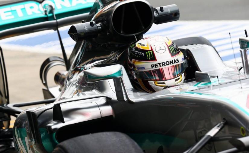 F1 | 5基目PUを投入したハミルトン、ペナルティ覚悟の6基目のタイミングは「僕が判断する」