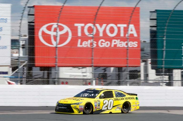 海外レース他 | TOYOTA GAZOO Racing NASCAR ニューハンプシャー レースレポート
