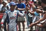 海外レース他 | 不振の予選から一転。琢磨がトロントで会心の走りを披露