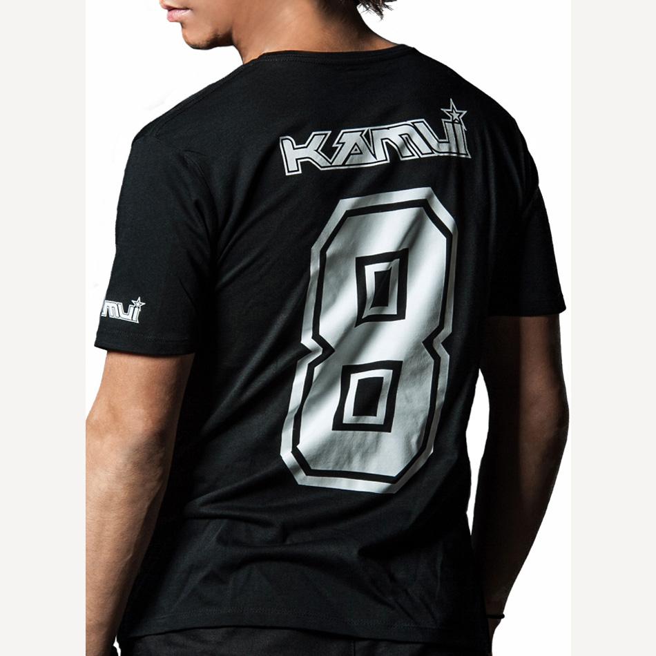 kamuiTシャツ黒-2