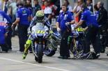 MotoGP | MotoGP:ロッシ「スリックを選択した場合はより遅かっただろう」