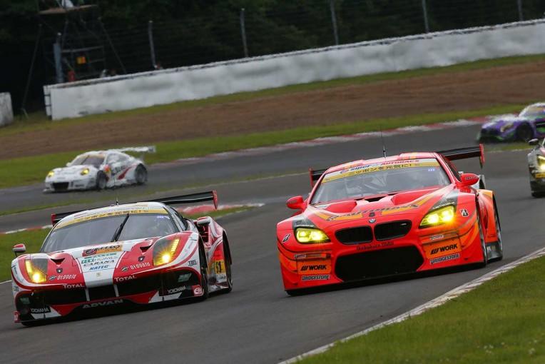 スーパーGT   ARTA BMW M6 GT3 スーパーGT第4戦SUGO 決勝レポート