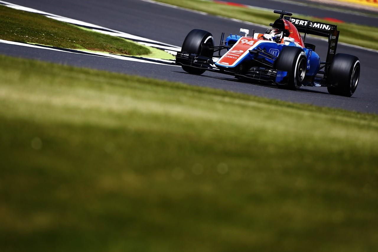 2016年イギリスGP パスカル・ウェーレイン