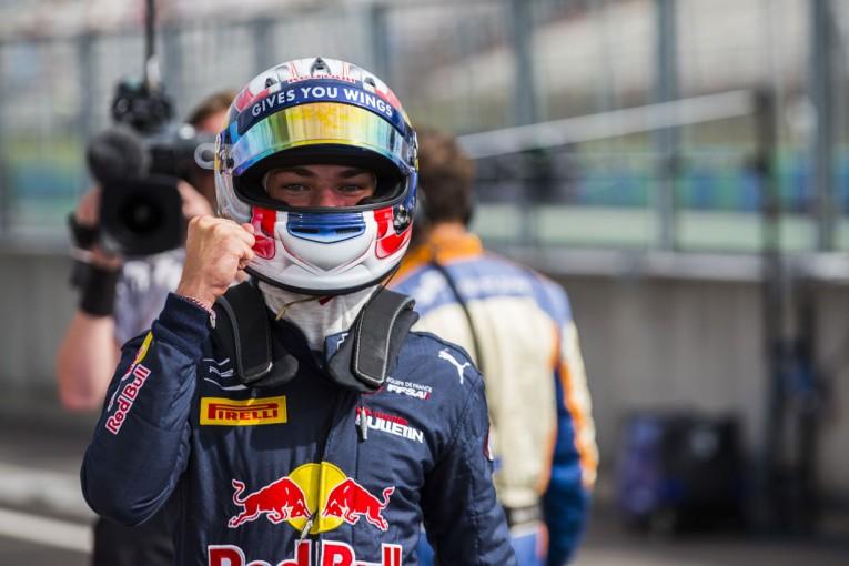 海外レース他   松下は4番手【順位結果】GP2第6戦ハンガリー予選