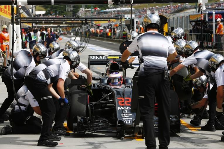 F1 | マクラーレン「フロア、フロントウイングなど新パーツのテストを順調に完了」/ハンガリーGP金曜
