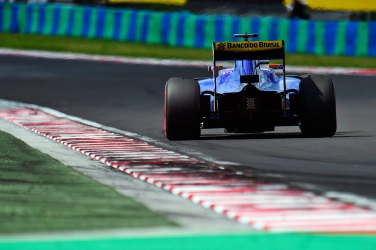 F1 | ナッセ「新リヤウイングのテストも、トラブルでストップ」:ザウバー ハンガリー金曜