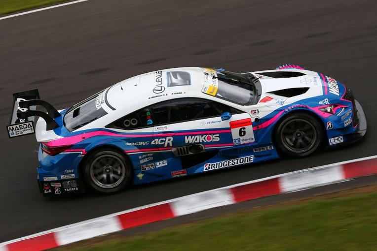 スーパーGT | GT500:WAKO'S大嶋、攻め切った。「120%の走り」で2年ぶりのポール奪取
