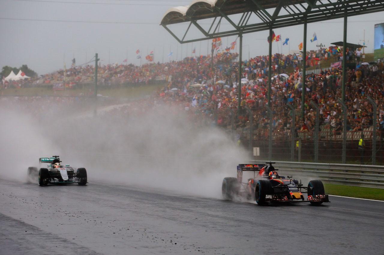 2016年F1第11戦ハンガリーGP