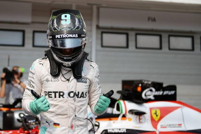 """F1   ロズベルグ、審議の結果は""""無罪""""。ポールポジション剥奪を免れる"""