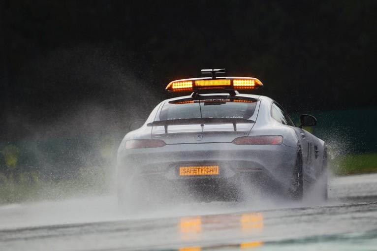 F1 | 動画:F1ハンガリーGP予選ハイライト