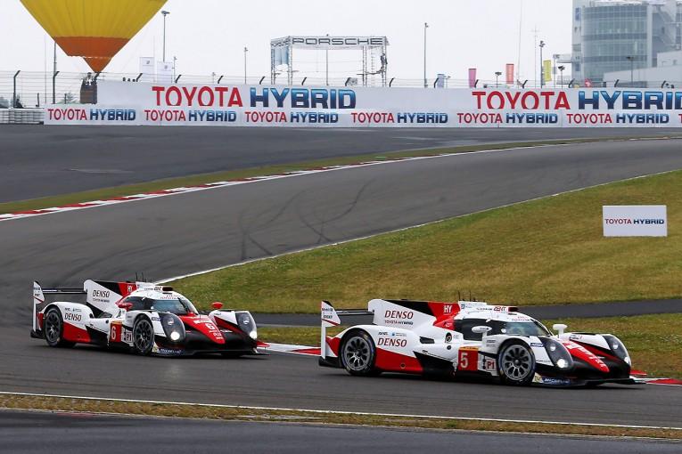 ル・マン/WEC | TOYOTA GAZOO Racing WEC第4戦ニュル6時間 予選レポート