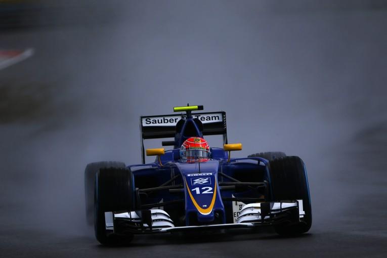 F1 | ナッセ「一時はトップ。忘れられない予選に」:ザウバー ハンガリー土曜