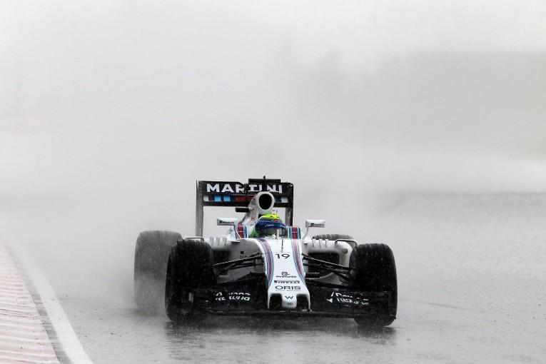 F1 | マッサ「リスクを冒しクラッシュ。みんなに申し訳ない」:ウイリアムズ ハンガリー土曜