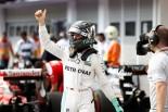 F1 | ロズベルグはポールからスタート、F1ハンガリーGP公式グリッド