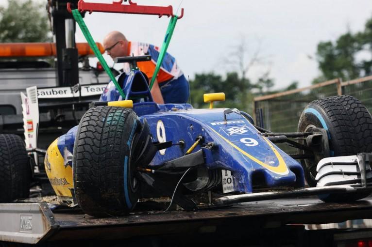 F1 | エリクソン、シャシー交換のためピットレーンからスタートに