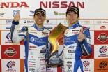 スーパーGT | GT500優勝の佐々木「すべてがそろってタイヤ無交換作戦ができた」