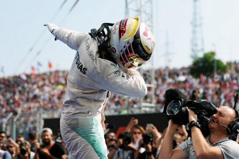 F1   動画:F1ハンガリーGP決勝ハイライト