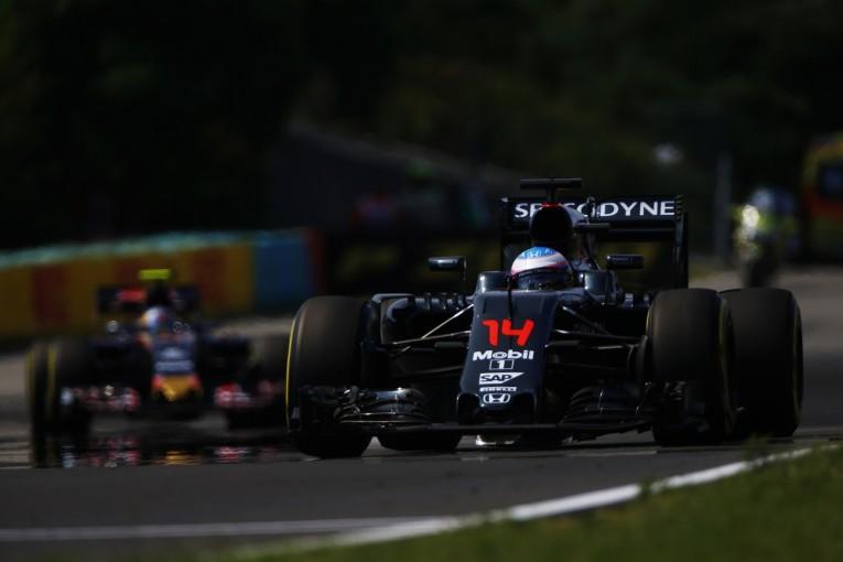"""F1   マクラーレン「新記録の""""オール7位""""は天国ではないが進歩の裏づけ」/ハンガリー日曜"""
