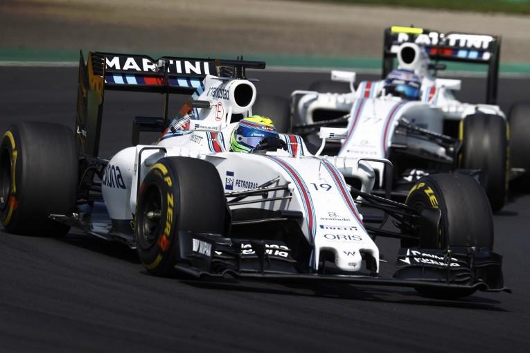 F1 | マッサ「ひどいレース。ステアリングに問題を抱えたまま走り続けた」:ウイリアムズ ハンガリー日曜