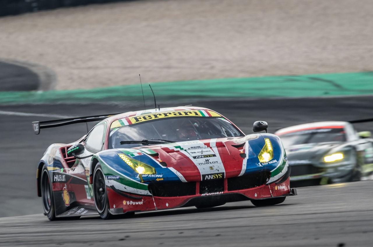 WEC第4戦ニュル決勝はポルシェ1号車が今季初V。 トヨタ勢は不本意な結果に