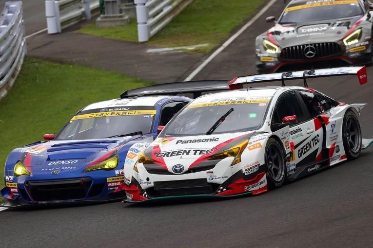 スーパーGT | #31 TOYOTA PRIUS apr GT スーパーGT第4戦SUGO レースレポート