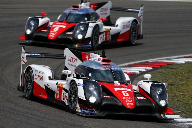 ル・マン/WEC   TOYOTA GAZOO Racing WEC第4戦ニュル 決勝レポート