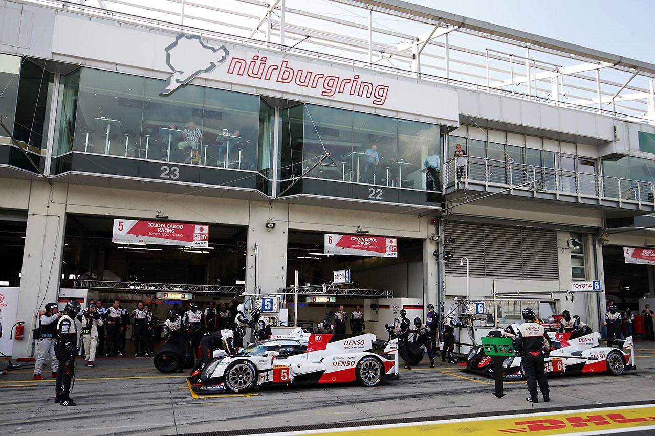TOYOTA GAZOO Racing WEC第4戦ニュル 決勝レポート