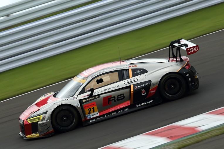 スーパーGT   Audi Team Hitotsuyama スーパーGT第4戦SUGO レースレポート