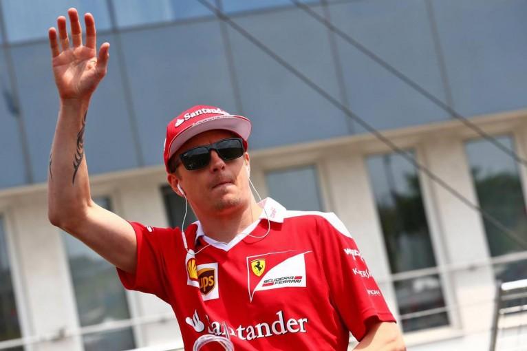 "F1   ""ドライバー・オブ・ザ・デー""は5位に迫る猛追を見せたライコネンが受賞"