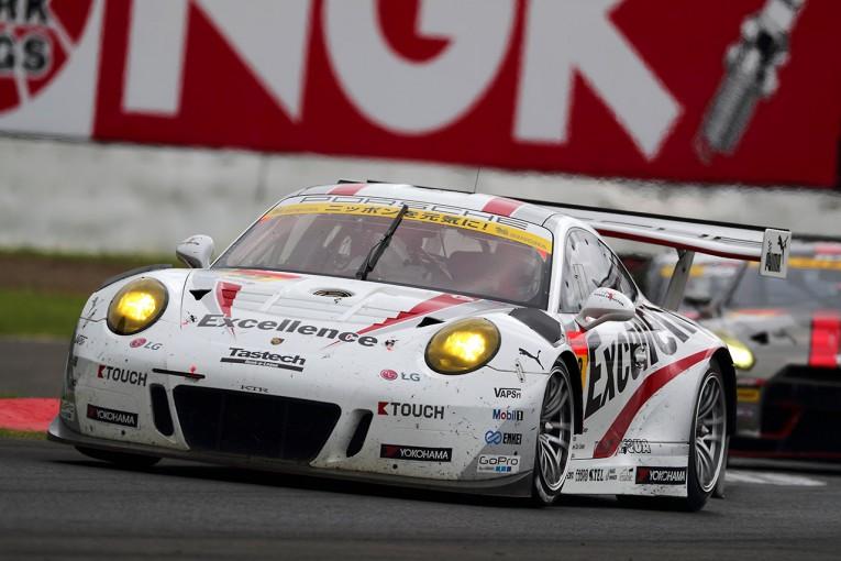 スーパーGT | Excellence Porsche Team KTR スーパーGT第4戦SUGO レースレポート