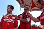 F1 | GP topic:アリソン離脱で、現実味を帯びる「ベッテルのフェラーリ離脱説」