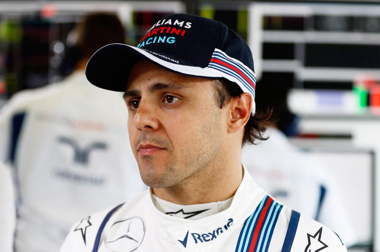 F1 | フェリペ・マッサ(ウイリアムズ・マルティーニ・レーシング) 2016年