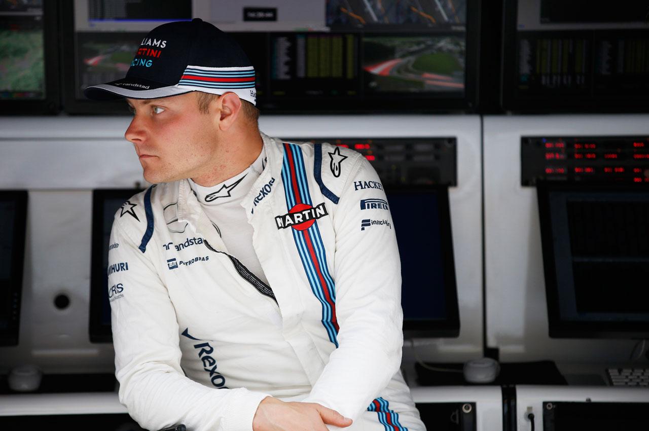 F1 | バルテリ・ボッタス(ウイリアムズ・マルティーニ・レーシング) 2016年