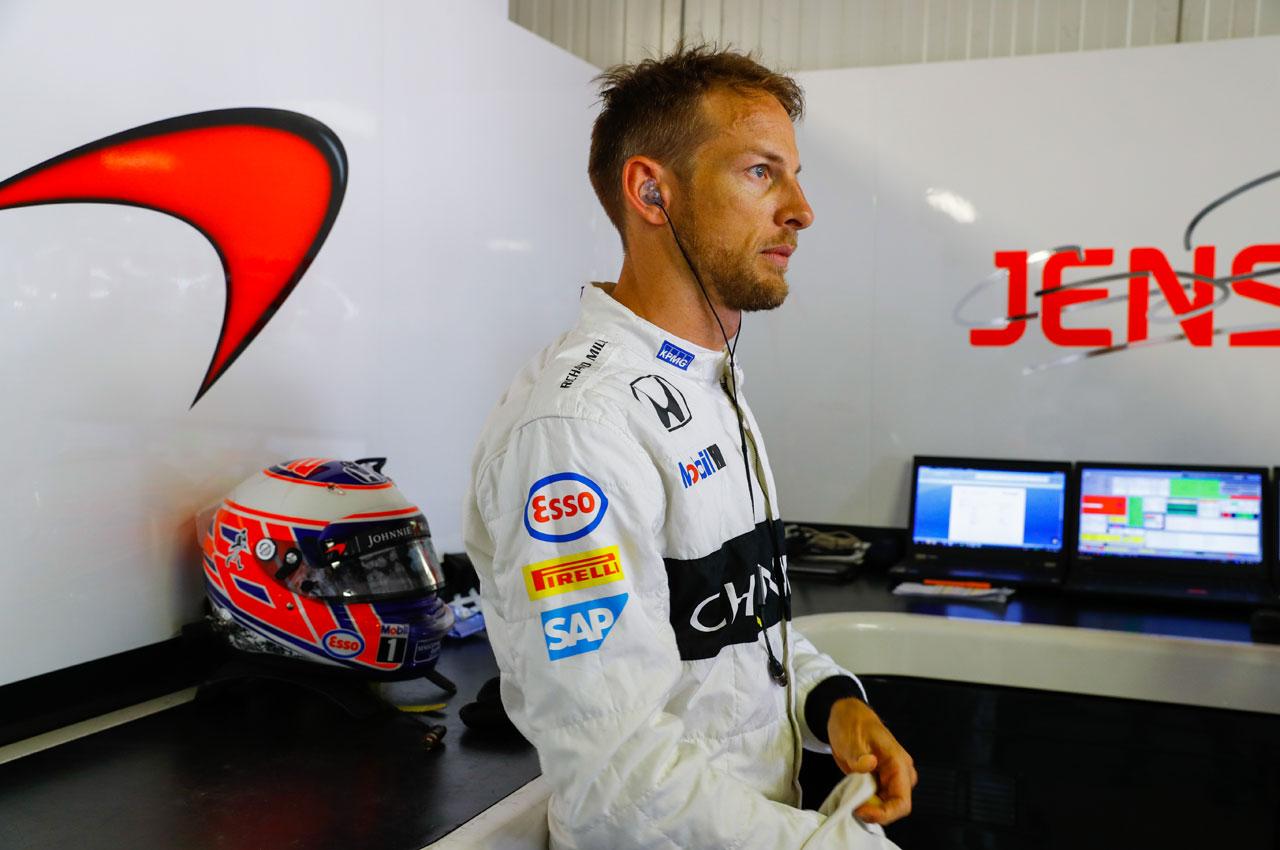 F1 | ジェンソン・バトン 2016年