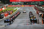 F1 | F1スタートシステムが変更。ウエットでもスタンディング方式に