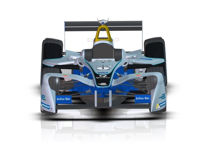 海外レース他 | フォーミュラEが「未来的な新型ウイング」のレンダリング画像を公開