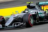 F1 | 好調ロズベルグが初日トップタイム、8位バトンは「目の検査」で病院へ